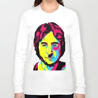 leon Long Sleeve T-shirts featuring Leon Mozes by shizoy