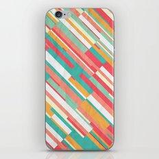 Drop Lines iPhone & iPod Skin