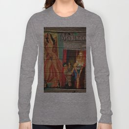 mojito beach style - cuba libre Long Sleeve T-shirt