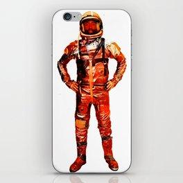 Astronaut James iPhone Skin