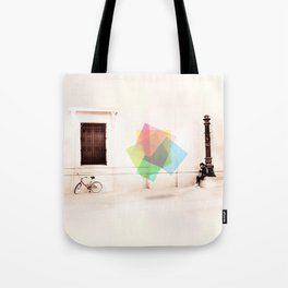 A little stop... Tote Bag