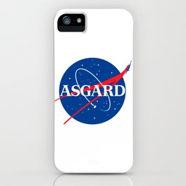 Asgard Insignia iPhone Case