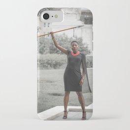 Dora Milaje iPhone Case