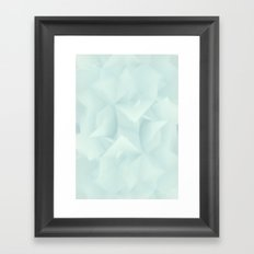 Ice Surface Framed Art Print