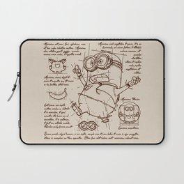 Minion Plan Laptop Sleeve