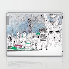 My neighborhood Laptop & iPad Skin
