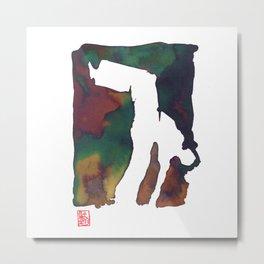 Capoeira 424 Metal Print
