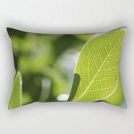 leave-leaf Rectangular Pillow