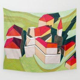 virtual model Wall Tapestry