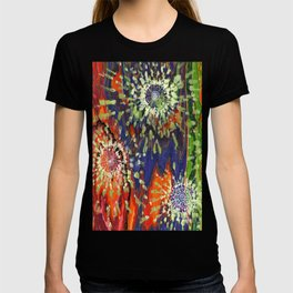 Induced Cosmic Revelations (Four Dreams, In Mutating Cycle) T-shirt