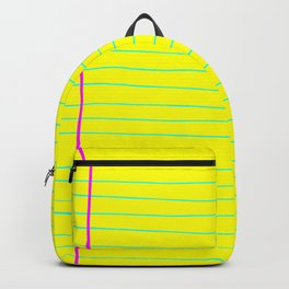 Business Notes Backpack