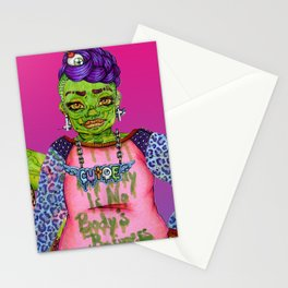 Plus Size Vixen: Complicated Stationery Cards