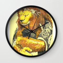 The lost son found Wall Clock