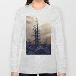 Dead Tree At Needles Highway Long Sleeve T-shirt