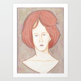I have just as, many feelings as you do and it hurts so much when someone steps all over them. Art Print