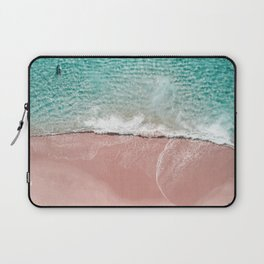Pink Vacation Laptop Sleeve