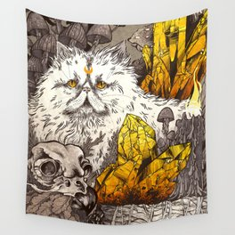 Witchcraft Wall Tapestry