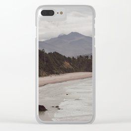 Wild Oregon II Clear iPhone Case