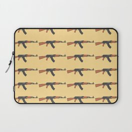 ak47 pattern logo Laptop Sleeve