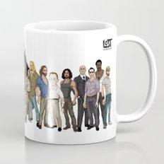 LOST: The Animated Series Mug