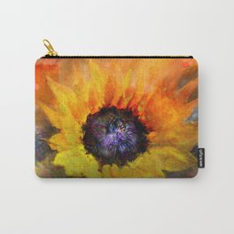 Sunflowers Art Carry-All Pouch