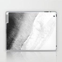 Waves in beach Laptop & iPad Skin