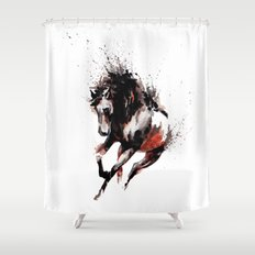 Horse 4 Shower Curtain
