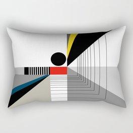 BLACK POINT Rectangular Pillow