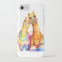 Packa'Alpaca iPhone Case