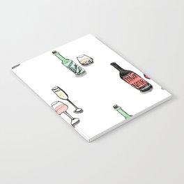 #DrinkWineDay Pattern Notebook