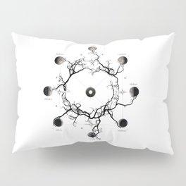 Wheel of the Year Pillow Sham