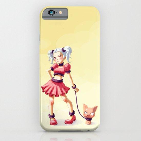 Tsundere 2 iPhone & iPod Case