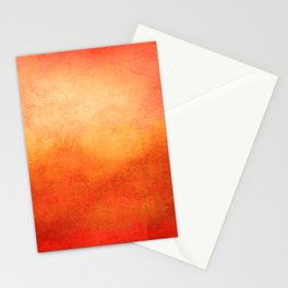 Crimson Dawn Stationery Cards