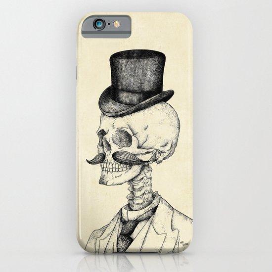 Old Gentleman  iPhone & iPod Case