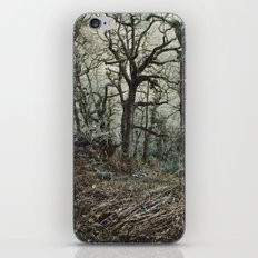 Undergrowth iPhone & iPod Skin