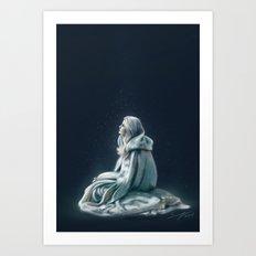 Child of the Light Art Print