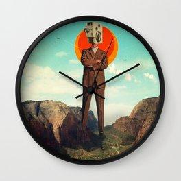 Video404 Wall Clock