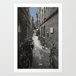 Now & Then - #1 Art Print