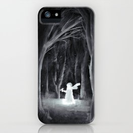 I Thought I'd Lost You iPhone Case