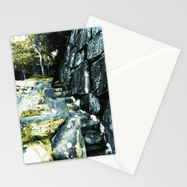 Anamorphic Stairs - Japan Stationery Cards