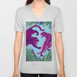 Take Me To The Wild Unisex V-Neck