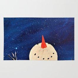 Whimsical Winter Rug