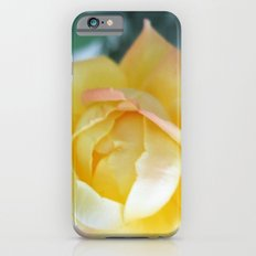 Yellow Rose iPhone 6s Slim Case