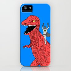 Dinosaur B Forever iPhone (5, 5s) Slim Case