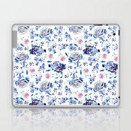 Crystalised Roses in Ming Porcelain  Laptop & iPad Skin