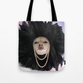 Chihuahua Vogue  Tote Bag