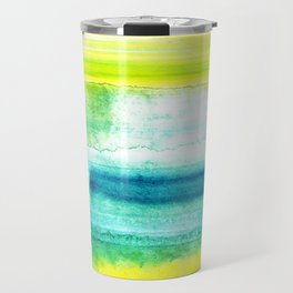 Swimming Upstream Travel Mug