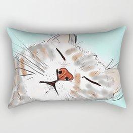 Sweet Dreams Kitty Rectangular Pillow