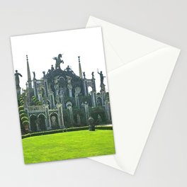 Isola Bella Italy photography   Stationery Cards