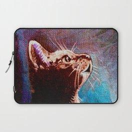Shadow Cat Laptop Sleeve